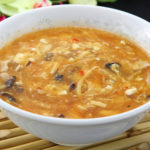 酢辛味五目スープ
