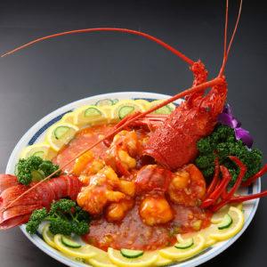 豪華海鮮料理