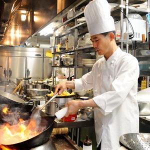 本場の料理人
